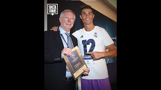 How Alex Ferguson's Phone Call Stopped Cristiano Ronaldo From Signing For Man City