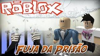 Fleeing the Prizão: Roblox