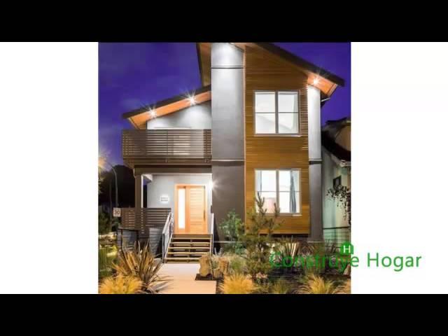 diseo y planos de casas de dos pisos con ideas para construccin construye hogar