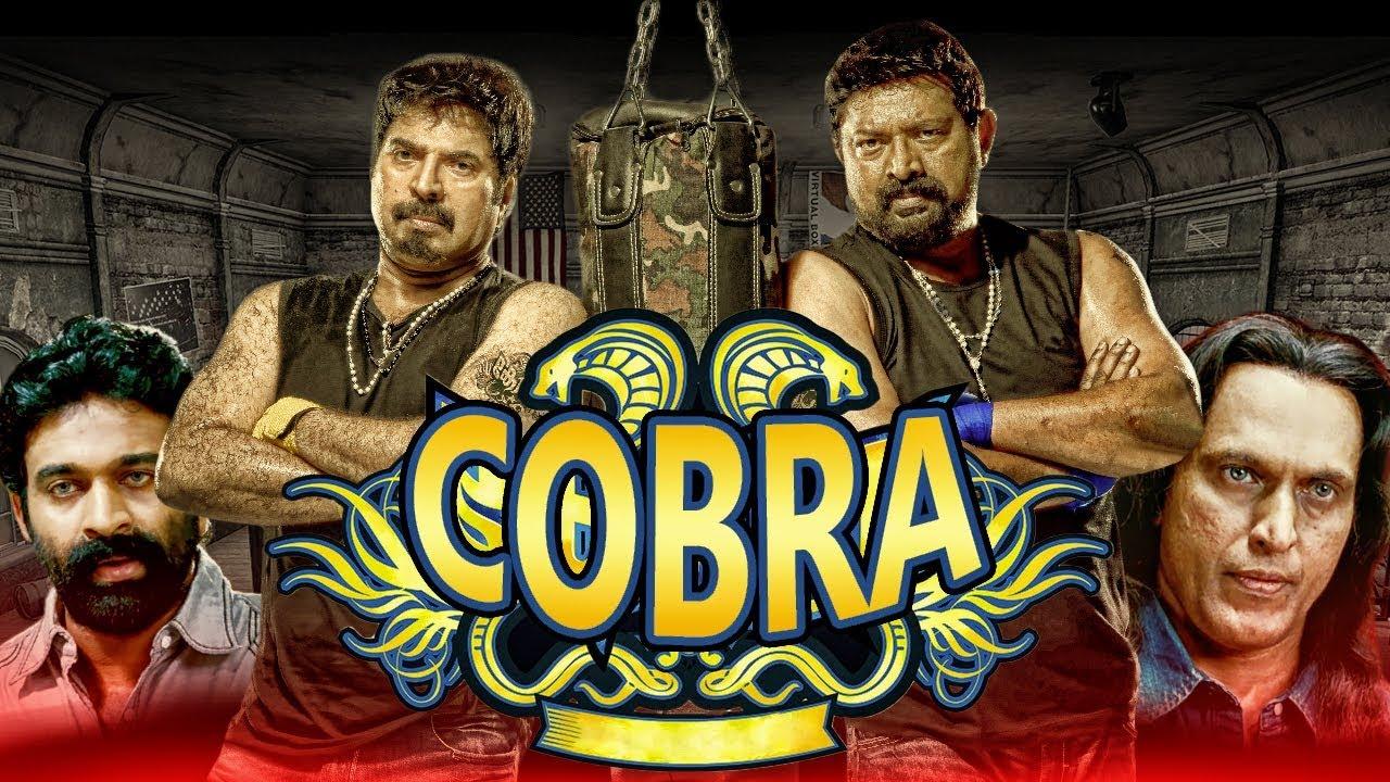 Download Cobra (2019) New Released Hindi Dubbed Full Movie | Mammootty, Lal, Lalu Alex, Padmapriya