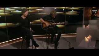 Nina Persson - Animal Heart (Acoustic Version) (TV2 Go'Morgen Danmark 2014)