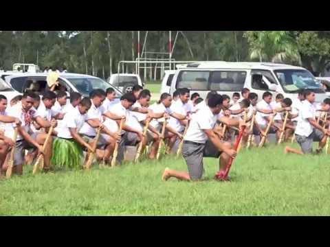 TONGA COLLEGE | KAILAO DANCE REHEARSAL | TOLOA 150TH CELEBRATION