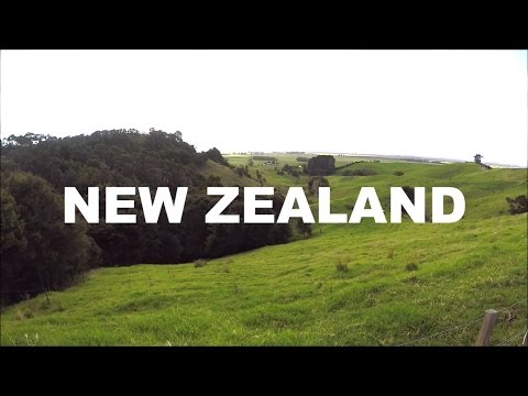 TRAVEL DIARY (AUCKLAND, NEW ZEALAND 2017)