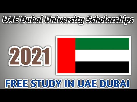 UAE University Scholarships 2021 for Masters & PhD | FULLYFunded.
