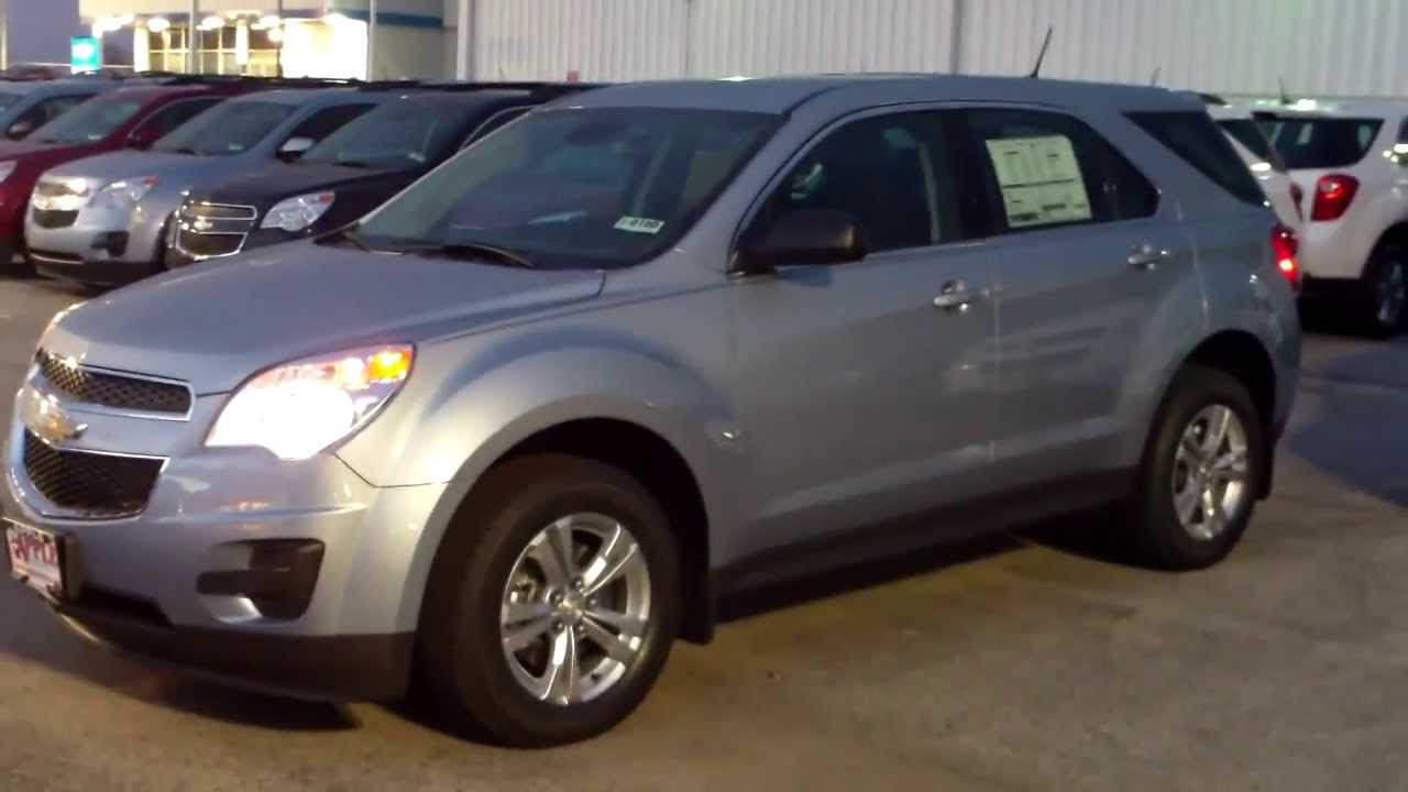 2014 Chevy Equinox LS At Apple Chevrolet In Tinley Park, IL
