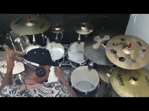 Kirk  Franklin - Looking for you (Victor Hugo) drumcover