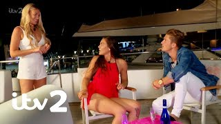 Weekender Boat Party | Charlotte Crashes Jordan and Lydia's Date | ITV2