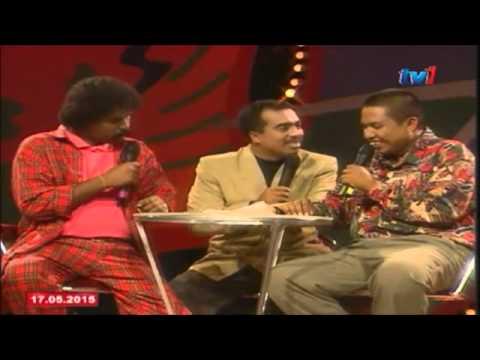 Lawak Falsafah Cinta Sabri Yunus Ahmad Busu Sathiya Bukan Pimai Pimai Tang Tu Youtube