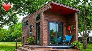 The Most Incredible Tiny House Single Loft From Texzen Tiny House