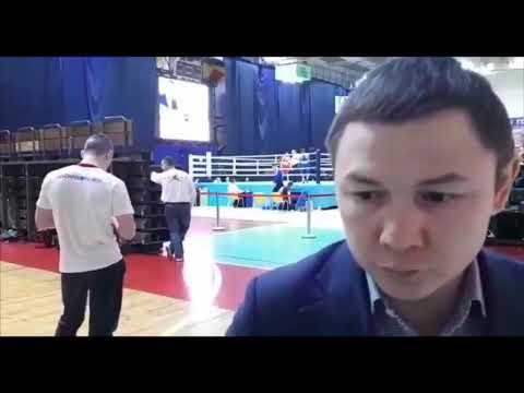 Турнир по боксу в Якутске