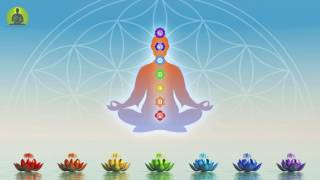 'Chakra Balancing & Healing' Positive Energy Meditation Music, Relax Mind Body