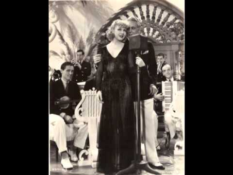 Ginger Rogers sings I've Got a Torch Song