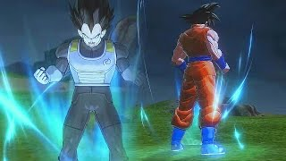 Dragon Ball XENOVERSE 2 All Transformation & Fusion (1080p 60fps)