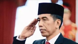 Lagu Untuk Jokowi Terbaik Rock Version 2018: Jokowi Presiden Terbaik