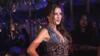Isabel Kaif HOT At Lakme Fashion Week 2018