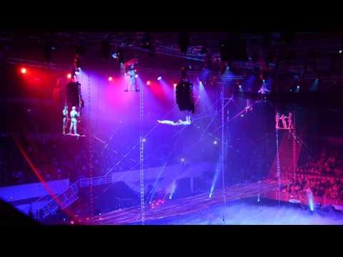 Цирк братьев Запашных 2017 Система 2. Человеческий фактор