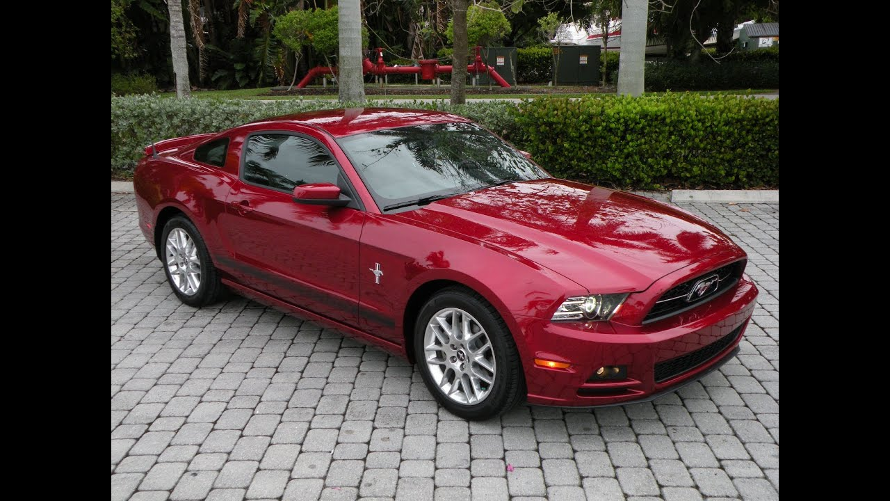 2014 Ford Mustang V6 Premium For Sale In Fort Myers Fl