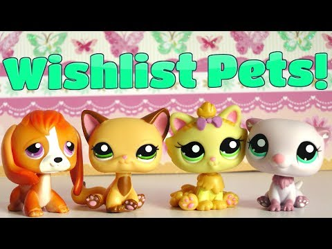 Rare Lps Trade Package! (Wishlist Pets) || LPS Mail Time ❤