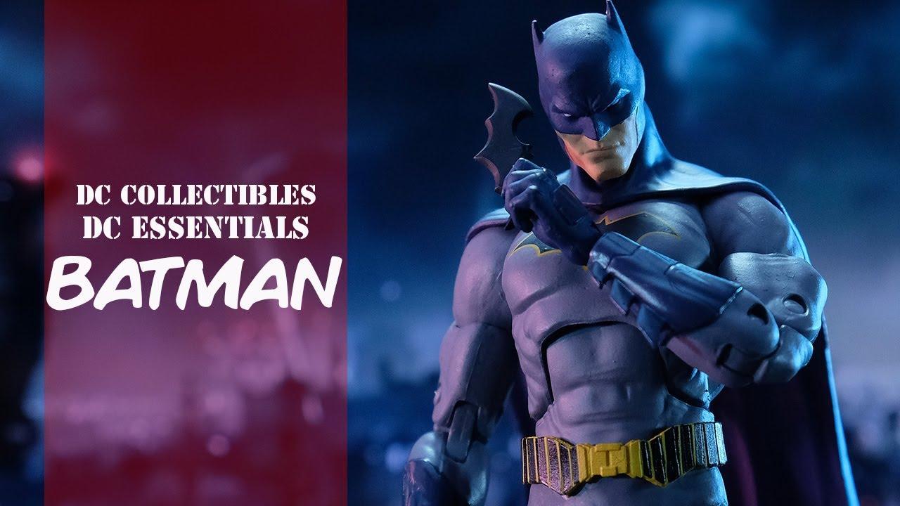 DC Essentials Batman DC Comics Fabok Action Figure