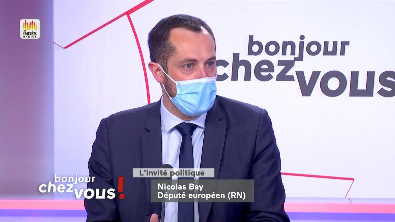 Download Tribune des généraux : « Jean Castex dit n'importe quoi », réagit Nicolas Bay