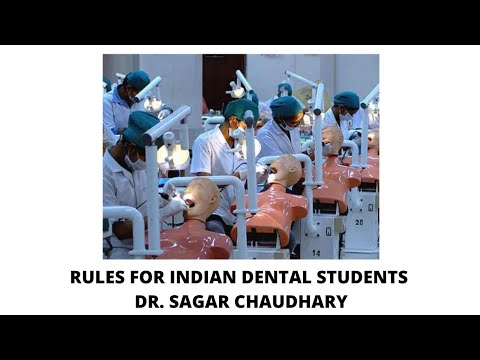 SOLUTIONS FOR INDIAN DENTAL STUDENTS ( PART 1)
