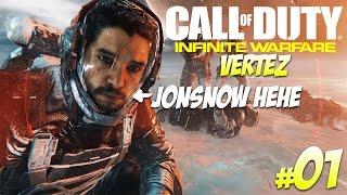 Call of Duty: Infinite Warfare #01 - PREMIERA!   Vertez