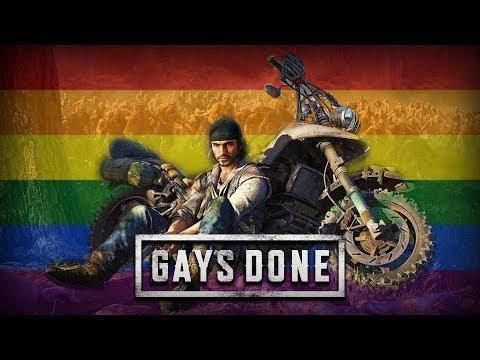 Жизнь байкера гея