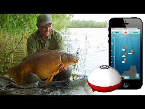 Hummingbird rf 15 on water review doovi for Ibobber ice fishing