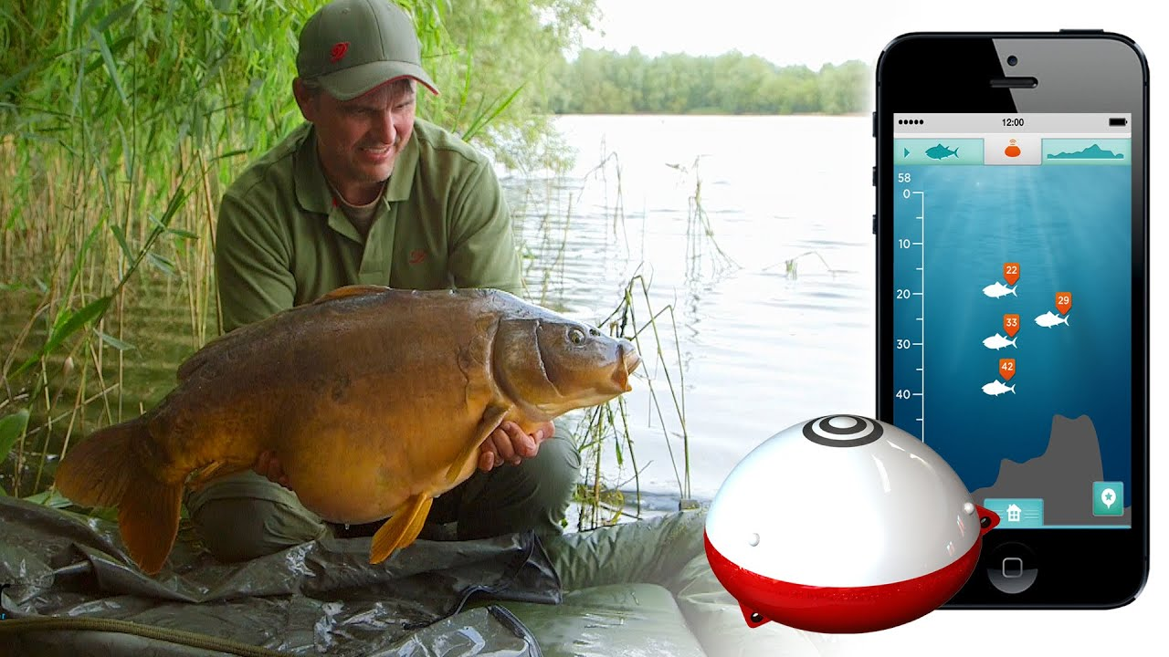 ibobber sonar fish finder tutorial - how to use video - youtube, Fish Finder