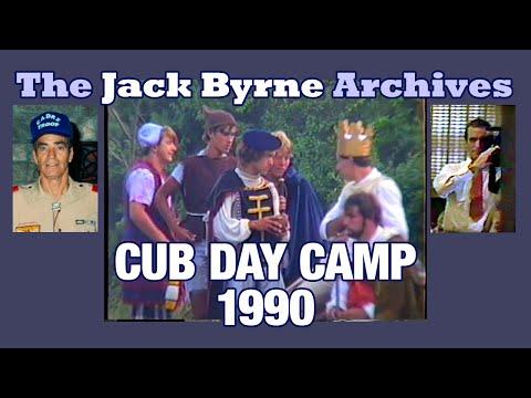 Cub Day Camp 1990