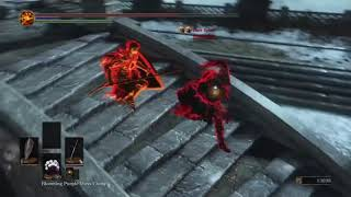 When I Parry U invades a fightclub your in