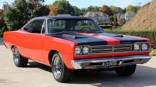 1969 Plymouth Roadrunner For Sale
