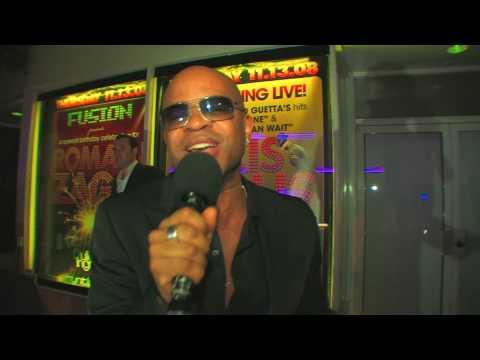 CHRIS WILLIS   Love Is Gone   Live Acapella   Miami  