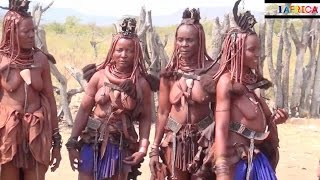African tribes dance and rituals
