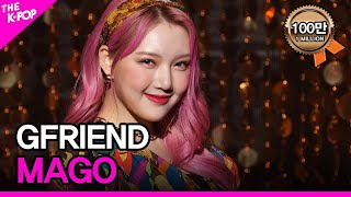 Download GFRIEND, MAGO (여자친구, MAGO) [THE SHOW 201110]
