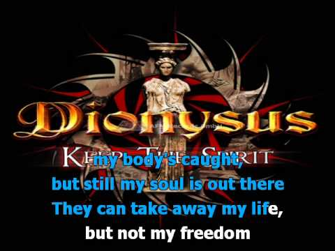 dionysus - Forever more/ lyrics