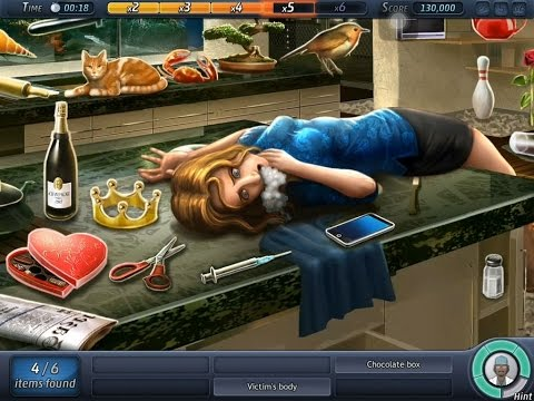 Criminal Case - 2x06 - The Last Supper (Financial)
