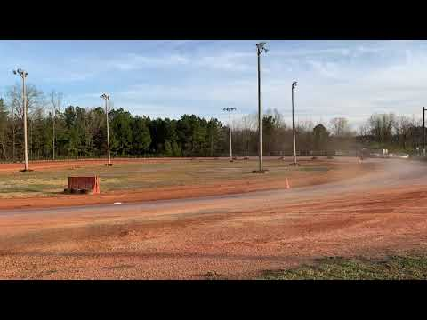 Open Modified - Dawgwood Speedway - March 2019