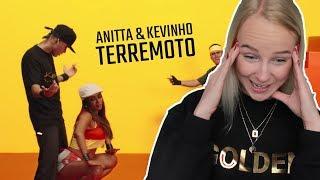 """Baixar REAGINDO À """"TERREMOTO"""" (Anitta e Kevinho)"""