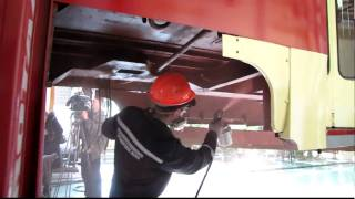 Обязательная покраска напыляемого на днище автомобиля герметика