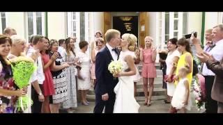 Персиковый фреш.(свадебный клип, Марина и Саша)