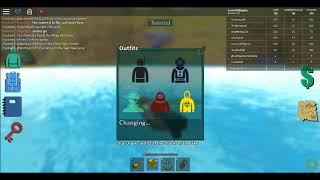 Roblox Plongée sous-marine (Sewer, et Pirate Hat)