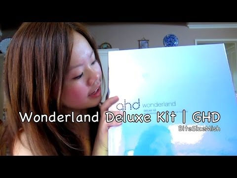 Wonderland Deluxe Kit | GHD ❤
