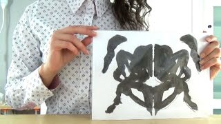 ASMR - Psychologist Role Play in Polish + Inkblot Test + Are You A Genius?