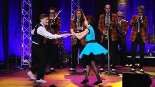"""Jokers boogie"" Romans Vendins /Janis Skeranskis , ""Big Al & The Jokers"" band from Riga"