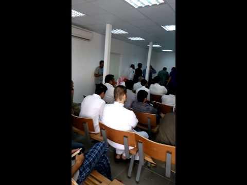 Bad Service In Aramex Riyadh Main Office .