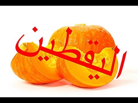شاهذوا ماذا قال النبي (ص) عن اليقطين المغدي للبدن غداءا جيدا |  Cucurbita pepo