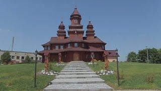 Жива парафія. Церква Вознесіння Господнього м. Дубно