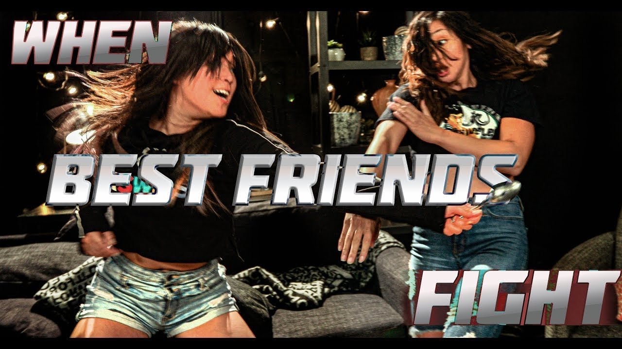 FRIENEMIES - FIGHT SCENE WITH ZEDA ZHANG