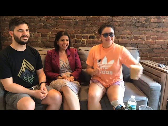 NOHU Collective Live! Episode 5 - Interview with Cibe from ALIA